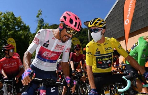 Los equipos con dos positivos o sospechas de Covid-19 serán expulsados del Tour de Francia