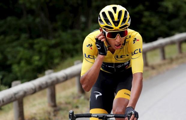 Favoritos para el Tour de Francia 2020