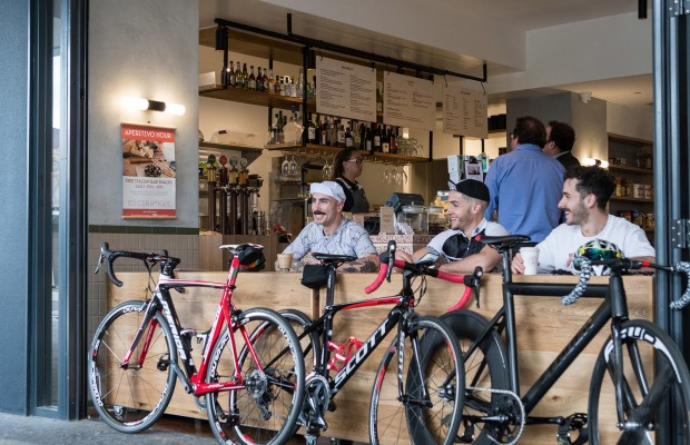 ¿Cuándo es demasiado café incluso para un ciclista?