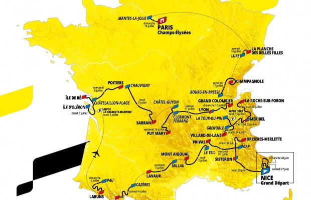 Etapas del Tour de Francia 2020 que no deberías perderte