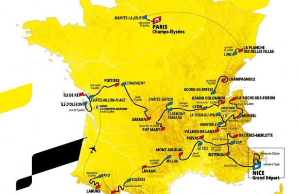 Stages of the Tour de France 2020 that you should not miss