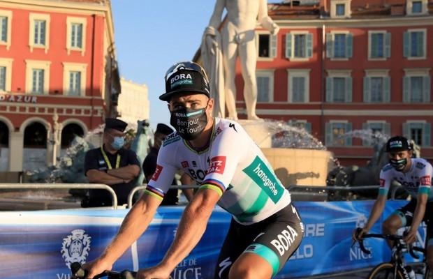 Peter Sagan pide a los aficionados que no vayan al Tour