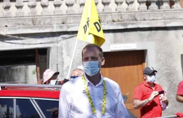 El director del Tour de Francia da positivo en Covid-19