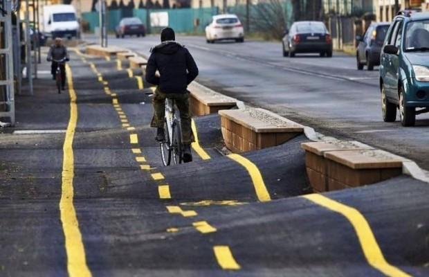 ¿Carril bici o pump track?