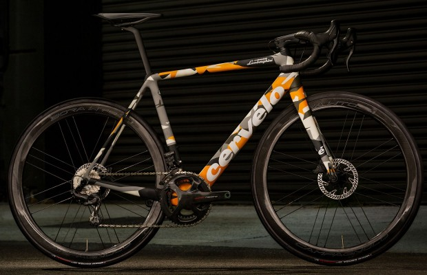 Cervelo R5 Disc Lamborghini: pure luxury