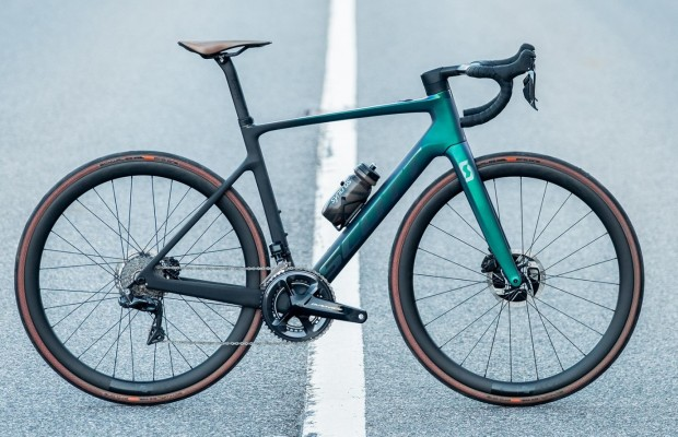 Scott Addict eRide, the lightest electric road bike out there