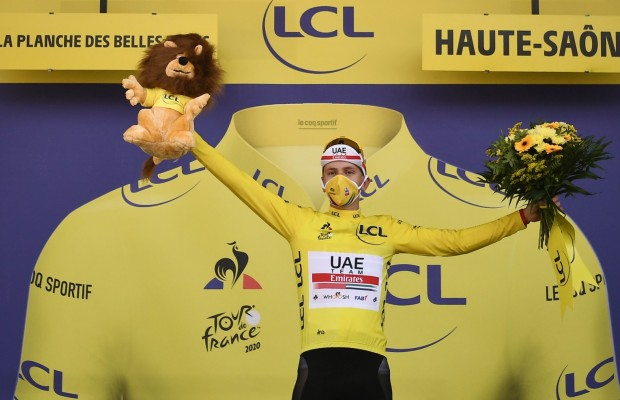 Pogacar breaks the Tour de France and makes history