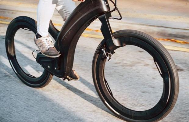 Reevo, una e-bike sin radios