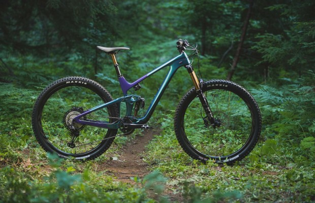 Giant Trance X Advanced 2021: maestra en la montaña
