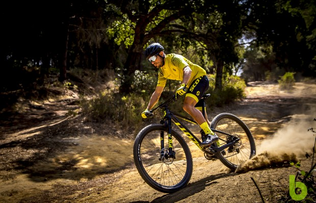 We tested the new Scott Spark 900 RC COMP, a world champion for just over 3.000€