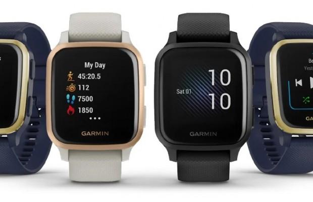 Garmin Venu Sq, el rival del Apple Watch