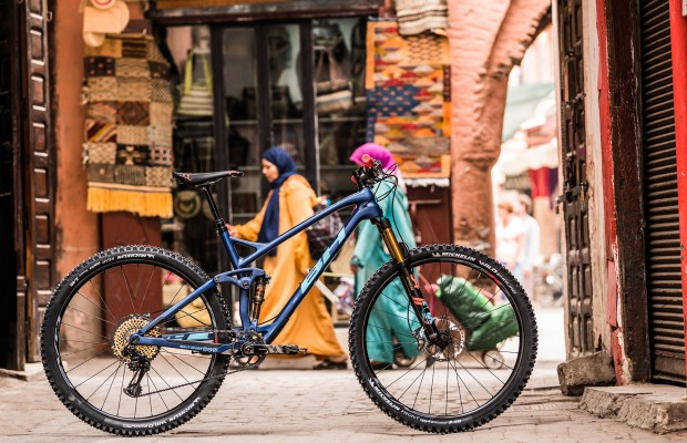 Nueva BH Lynx 5 Carbon, una mountain bike para dominar cualquier bajada