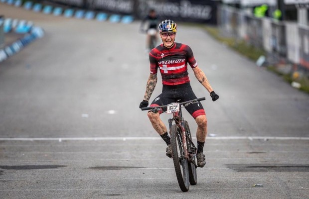 Andreassen makes his elite debut by winning the 2020 Nove Mesto World Cup 1