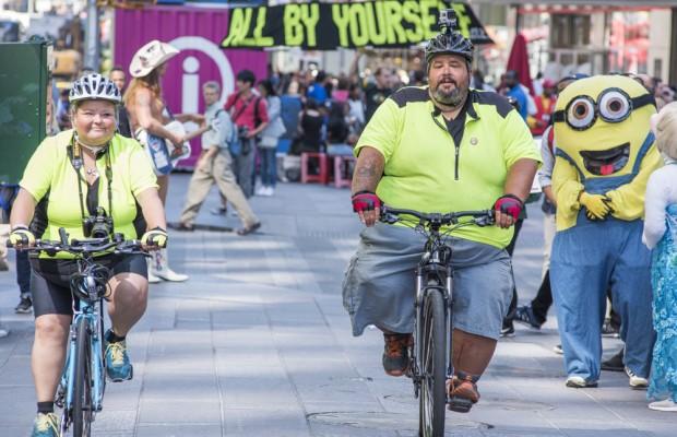 Claves para perder peso practicando ciclismo