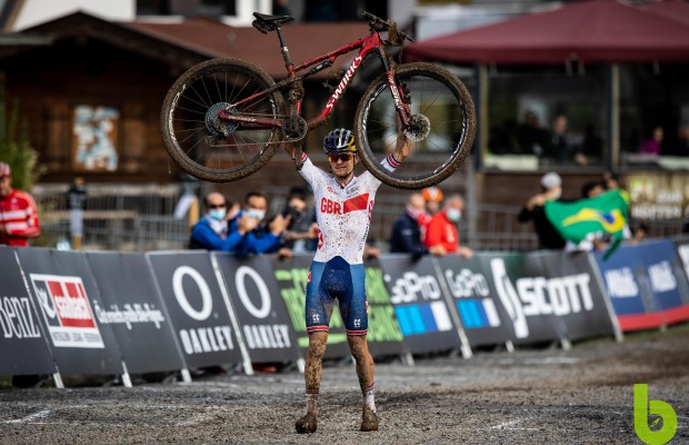 Pure talent! Thomas Pidcock becomes U-23 XCO World Champion