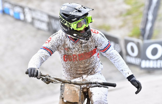 Reece Wilson becomes 2020 DH World Champion in Leogang