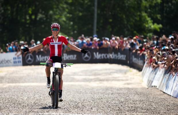 Annika Langvad announces her retirement
