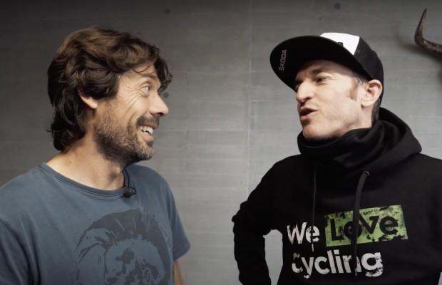 Zugasti entrevista al triple Campeón del Mundo Oscar Freire: de ciclista a carpintero