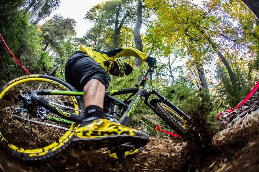 Cambiar calas, zapatillas mountain bike