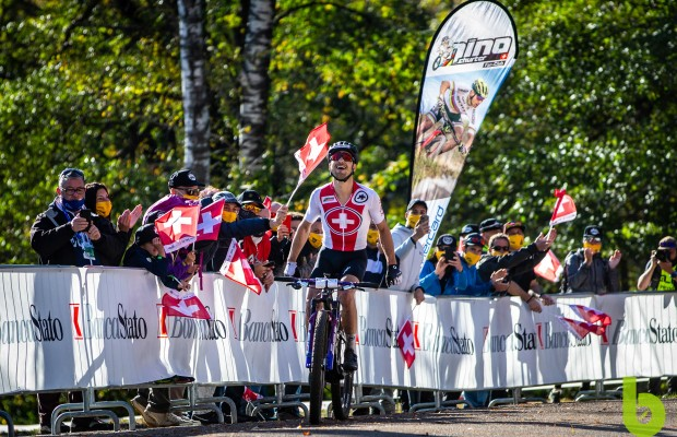 Nino Schurter becomes European Champion 2020 after an epic France vs Switzerland