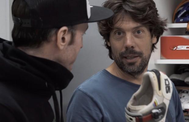 Por qué Freire ganó el mundial con un agujero en sus zapatillas