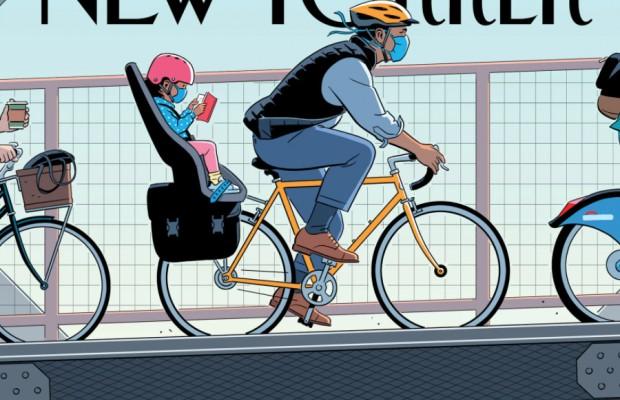 Las bicis conquistan la nueva normalidad para el New Yorker