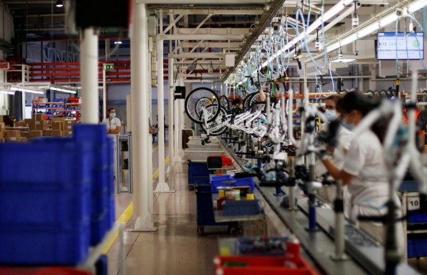 Portugal is the biggest bicycle manufacturer in Europe