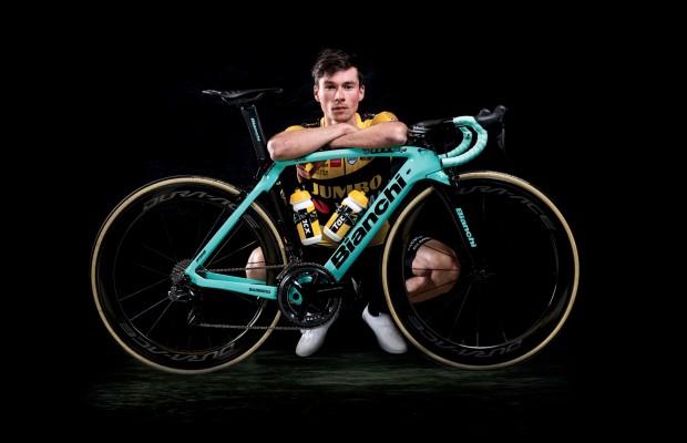 La Bianchi Oltre XR4 con la que Roglic ha ganado la Vuelta 2020