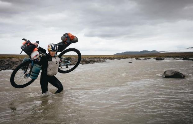 Emily Batty a través de Islandia en bikepacking: episodio 1