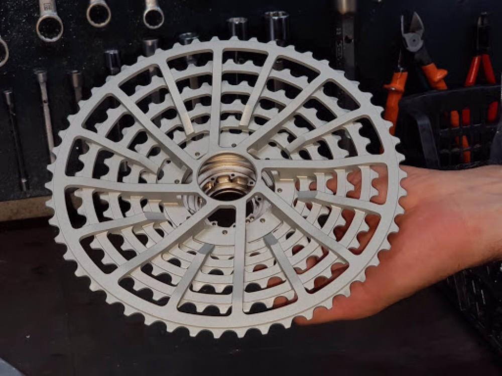 ransmisión hidráulica 1x13 de Rotor, transmisión hidráulica