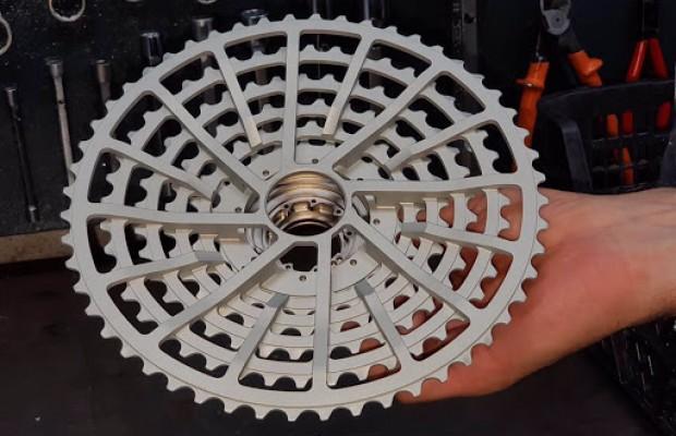 Transmisión hidráulica 1x13 de Rotor para mountain bike y carretera. Una autentica revolución