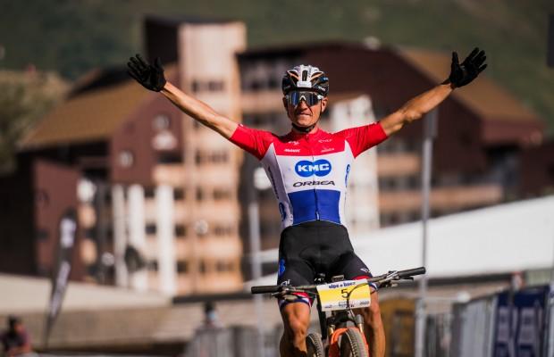 El KMC Orbea sube a lo más alto del ranking UCI por equipos y el Primaflor Mondraker es tercero