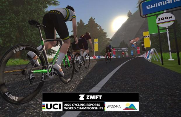 El Mundial UCI Zwift se pone muy interesante: Jordan Sarrou, Tom Pidcock, García Cortina, Esteban Chavez o Lars Forster estarán en la salida