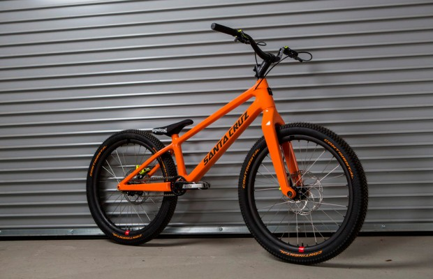 La nueva bici de Danny MacAskill es totalmente exclusiva