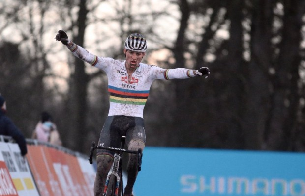 Van der Poel, the King of Namur