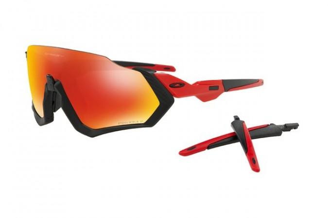 Oakley Flight Jacket, Field Jacket, gafas ciclistas