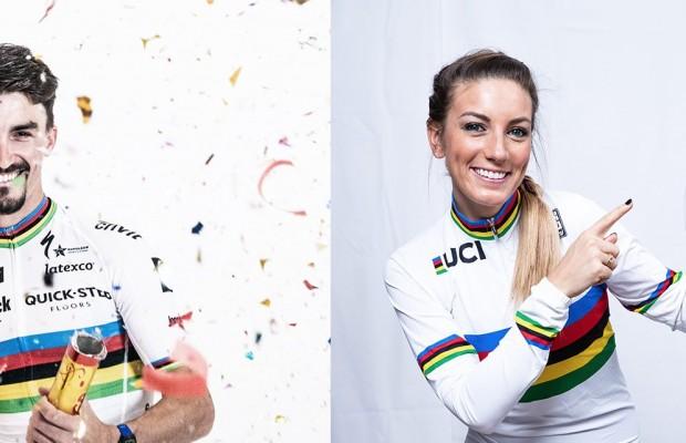 Pauline Ferrand-Prévot y Alaphilippe han sido elegidos deportistas del año en Francia