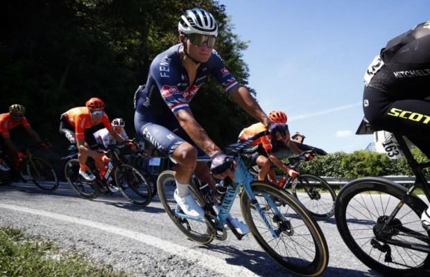 Van der Poel estará en el Tour por sus patrocinadores: