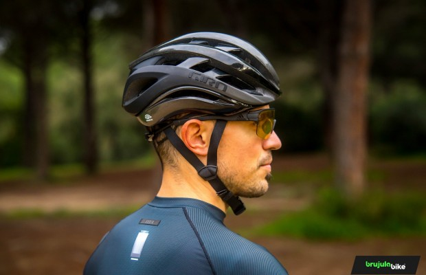 We tested the Giro Aether MIPS, a helmet above the rest