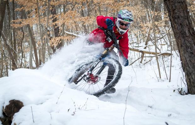 5 consejos para disfrutar de tu mountain bike por la nieve