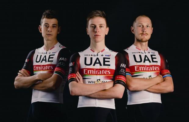 Gobik llega al World Tour de la mano de Pogacar y el UAE