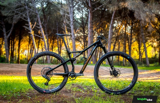 Cannondale Scalpel Hi-MOD Ultimate, we tested the crown jewel