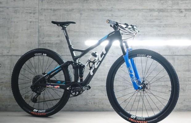 Felt abandona la producción de mountain bikes y ya no las incluye en su catálogo