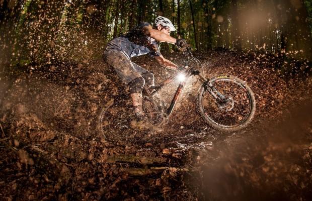 Consigue una mountain bike a prueba de barro con estos 5 consejos