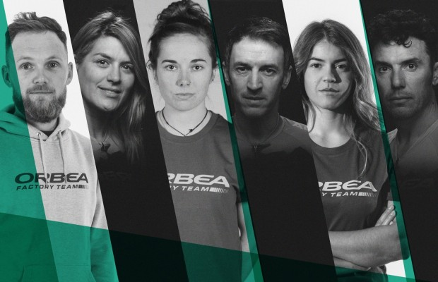 New faces in the Orbea Factory Team 2021