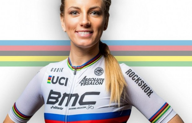 Pauline Ferrand-Prévot is already a cyclist of the Absolute Absalon