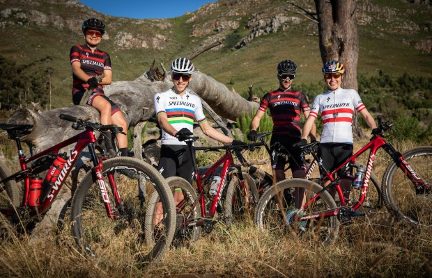 Kerschbaumer, Sina Frei and Laura Stigger also join Specialized Factory Racing XCO