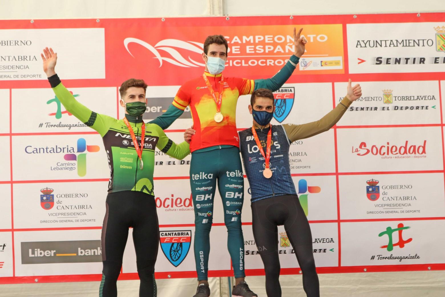 Felipe Orts campeonato España CX