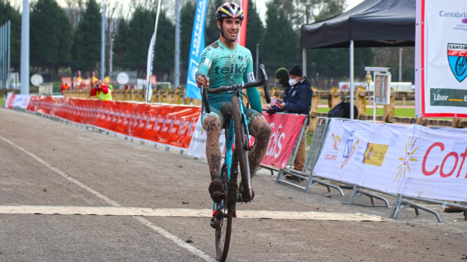 Felipe Orts campeón de España CX