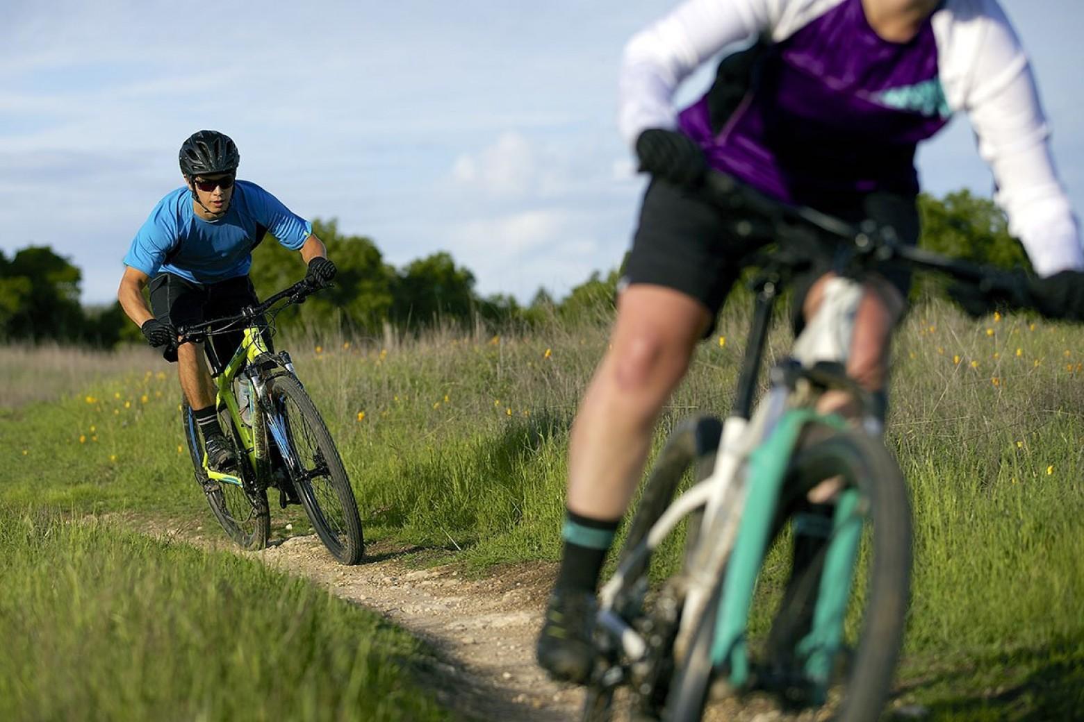 Encontrar el equilibrio entre ponerte en forma y divertirte es el secreto de un gran amante del ciclismo.